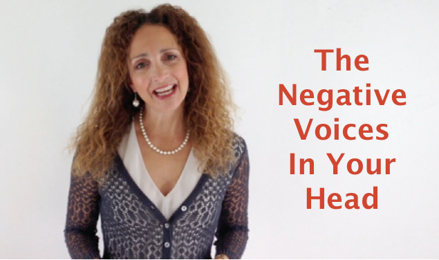 The Negative Voices In Your Head